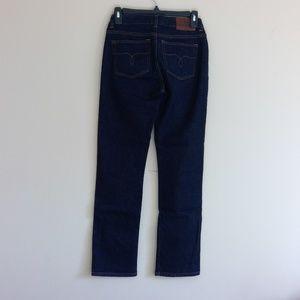 Ralph Lauren Dark Wash Classic Straight Jeans